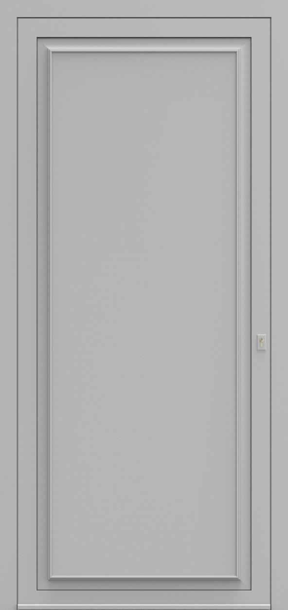 Porte d'entrée K 1 DIAMANT de la gamme Classics posée par les établissements CELEREAU à Roncq