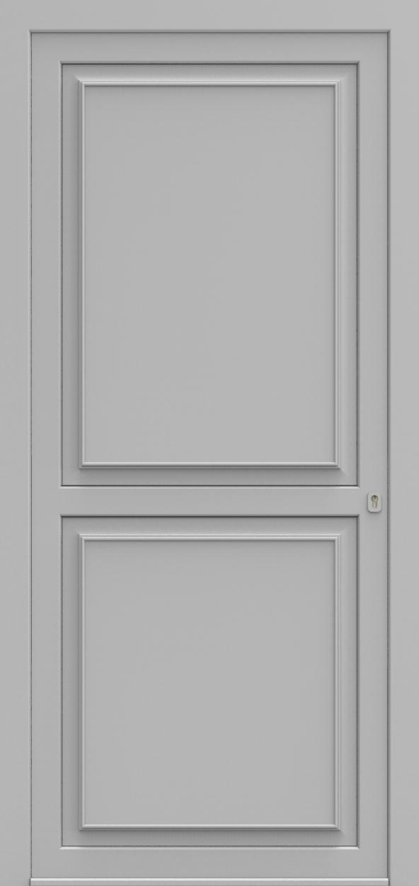 Porte d'entrée K 2 DIAMANT de la gamme Classics posée par les établissements CELEREAU à Roncq