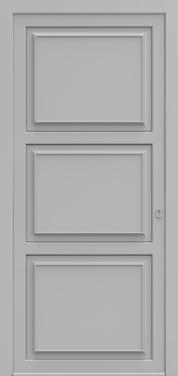 Porte d'entrée K 3 DIAMANT de la gamme Classics posée par les établissements CELEREAU à Roncq
