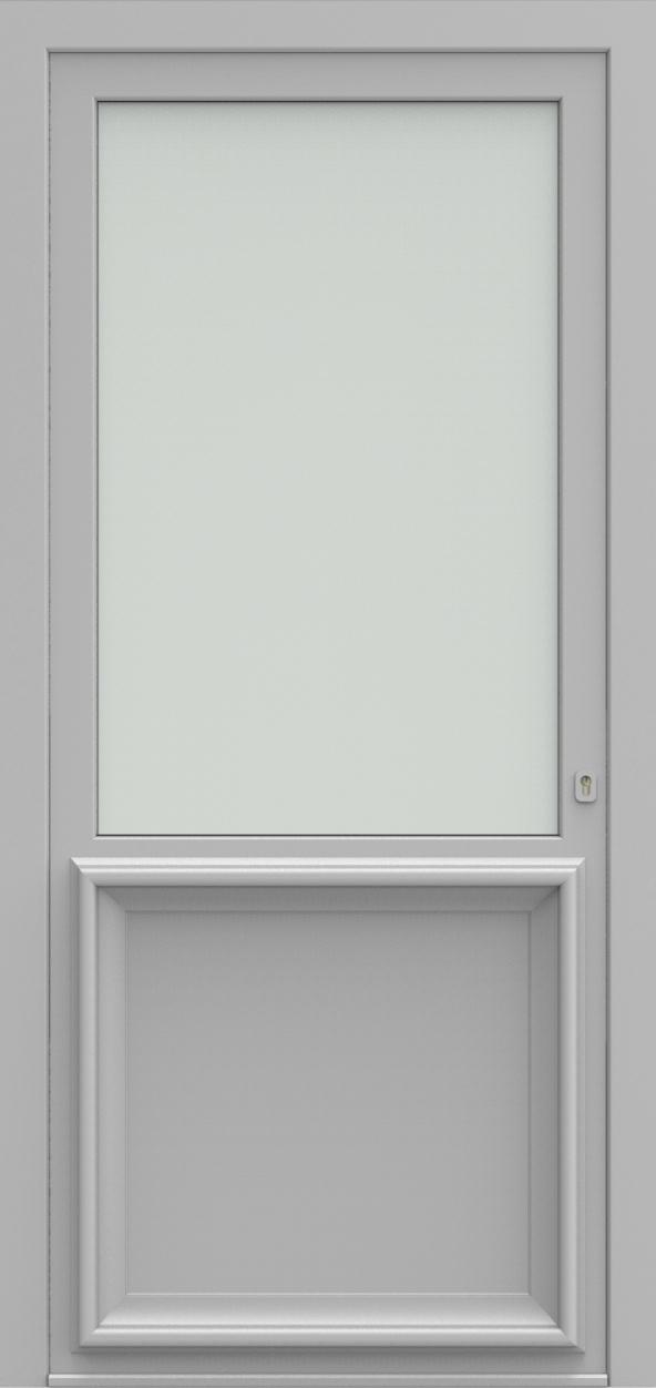 Porte d'entrée K 1/2 EVOLUTION de la gamme Classics posée par les établissements CELEREAU à Roncq