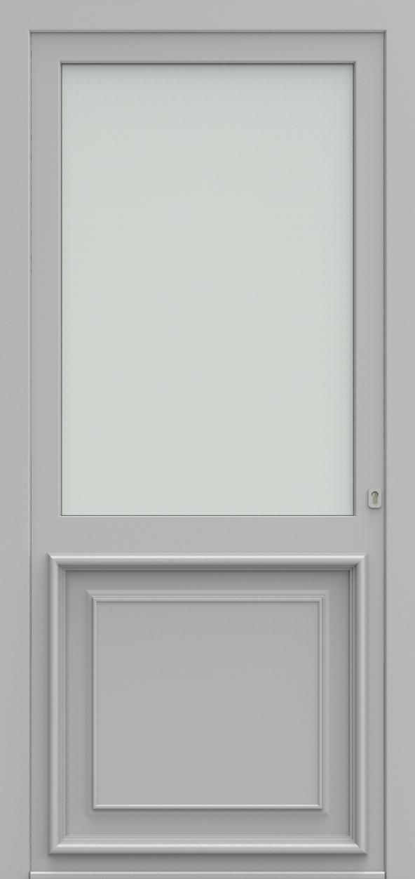 Porte d'entrée K 1/2 EXPANSION de la gamme Classics posée par les établissements CELEREAU à Roncq