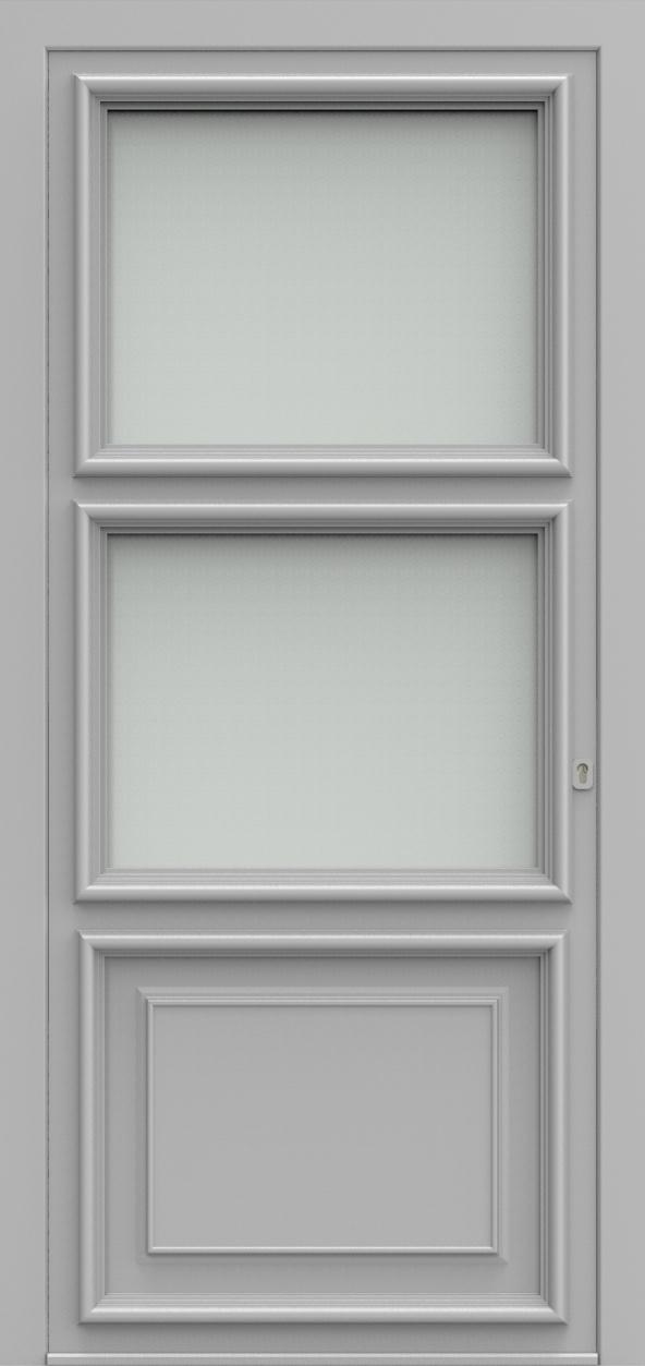 Porte d'entrée K 3 V2 EXPANSION de la gamme Classics posée par les établissements CELEREAU à Roncq