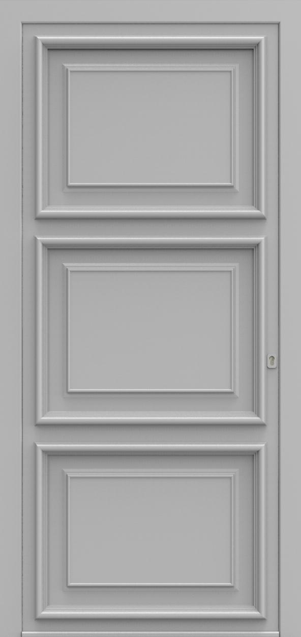 Porte d'entrée K 3 EXPANSION de la gamme Classics posée par les établissements CELEREAU à Roncq