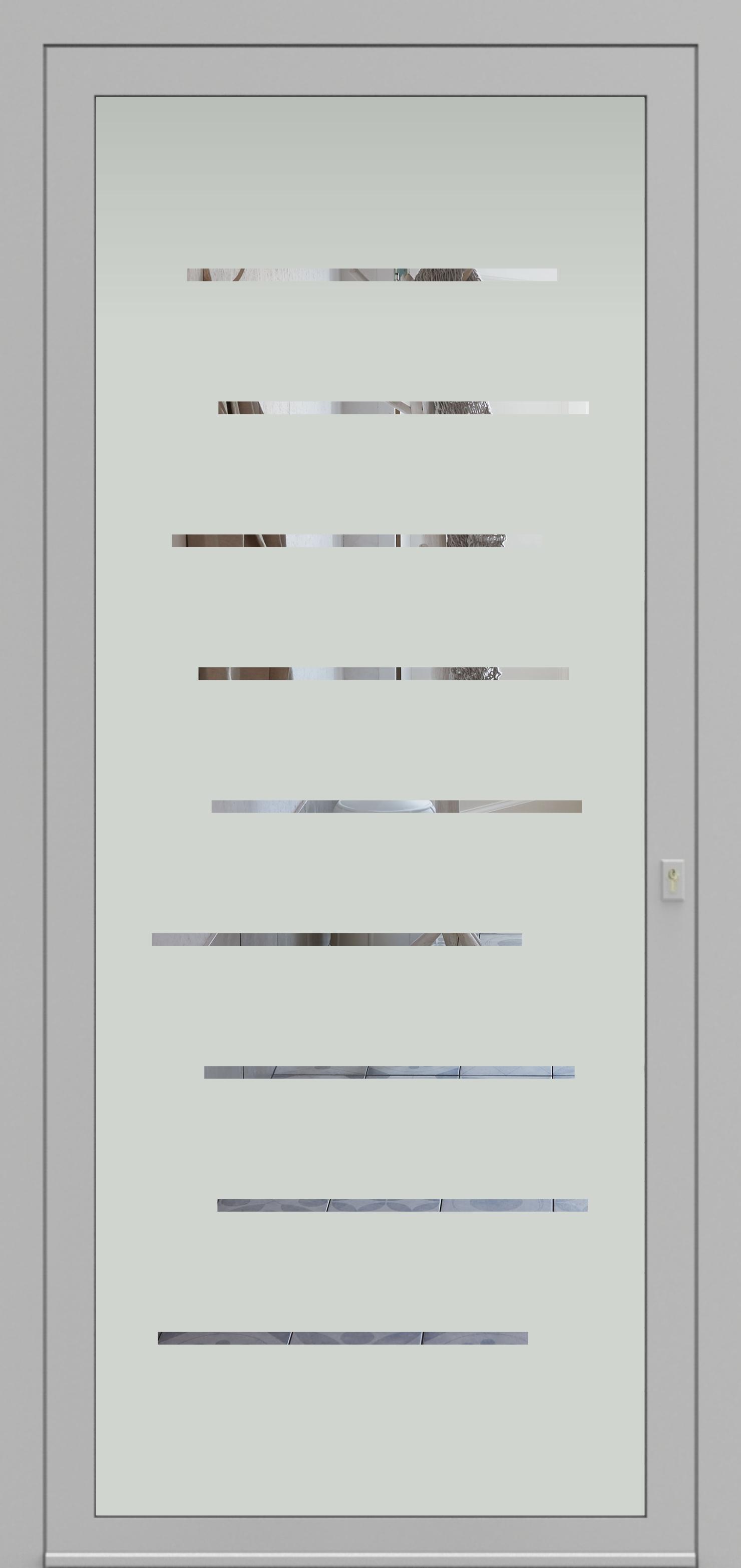 Porte d'entrée DECOVER 2/04 de la gamme Decover posée par les établissements CELEREAU à Roncq