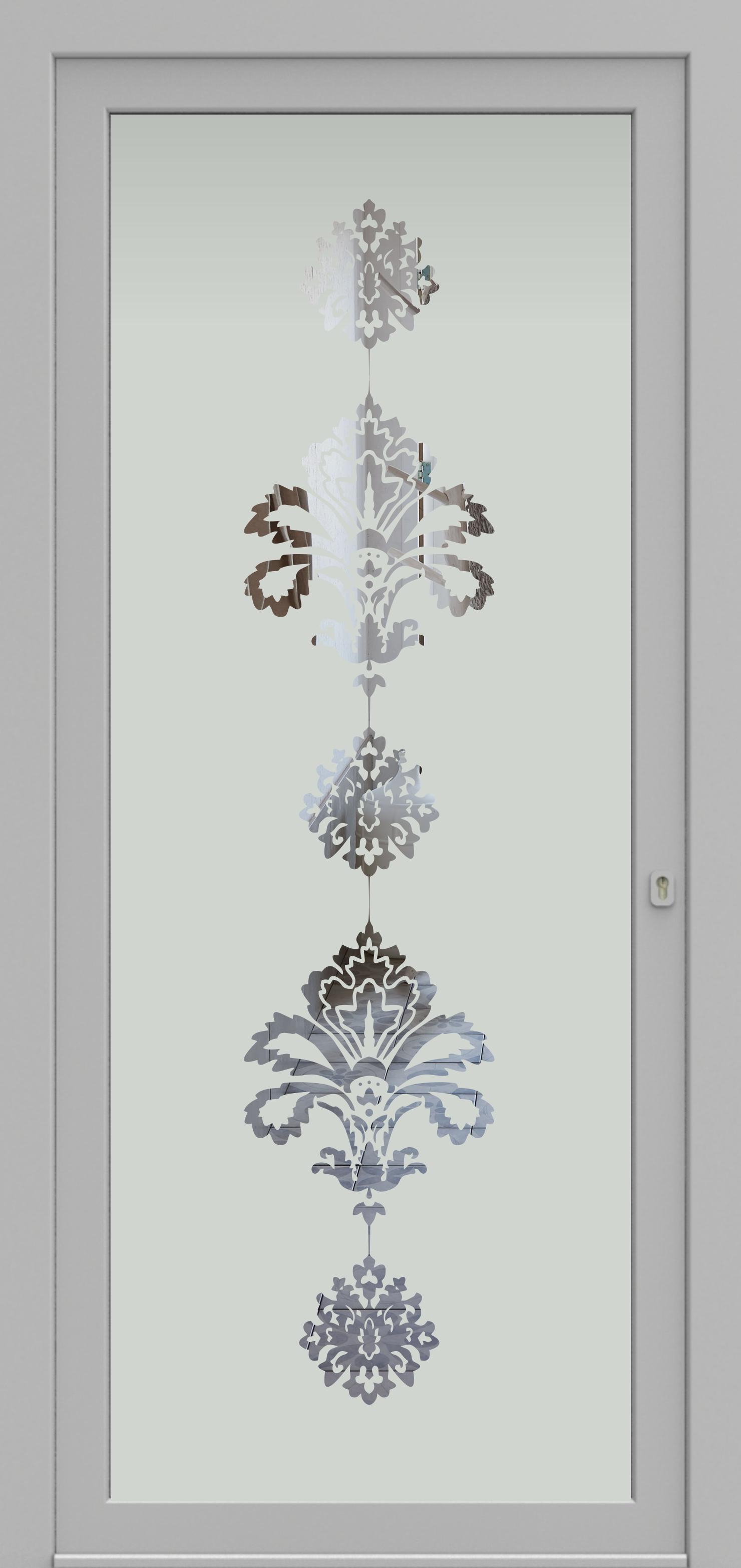 Porte d'entrée DECOVER 2/10 de la gamme Decover posée par les établissements CELEREAU à Roncq