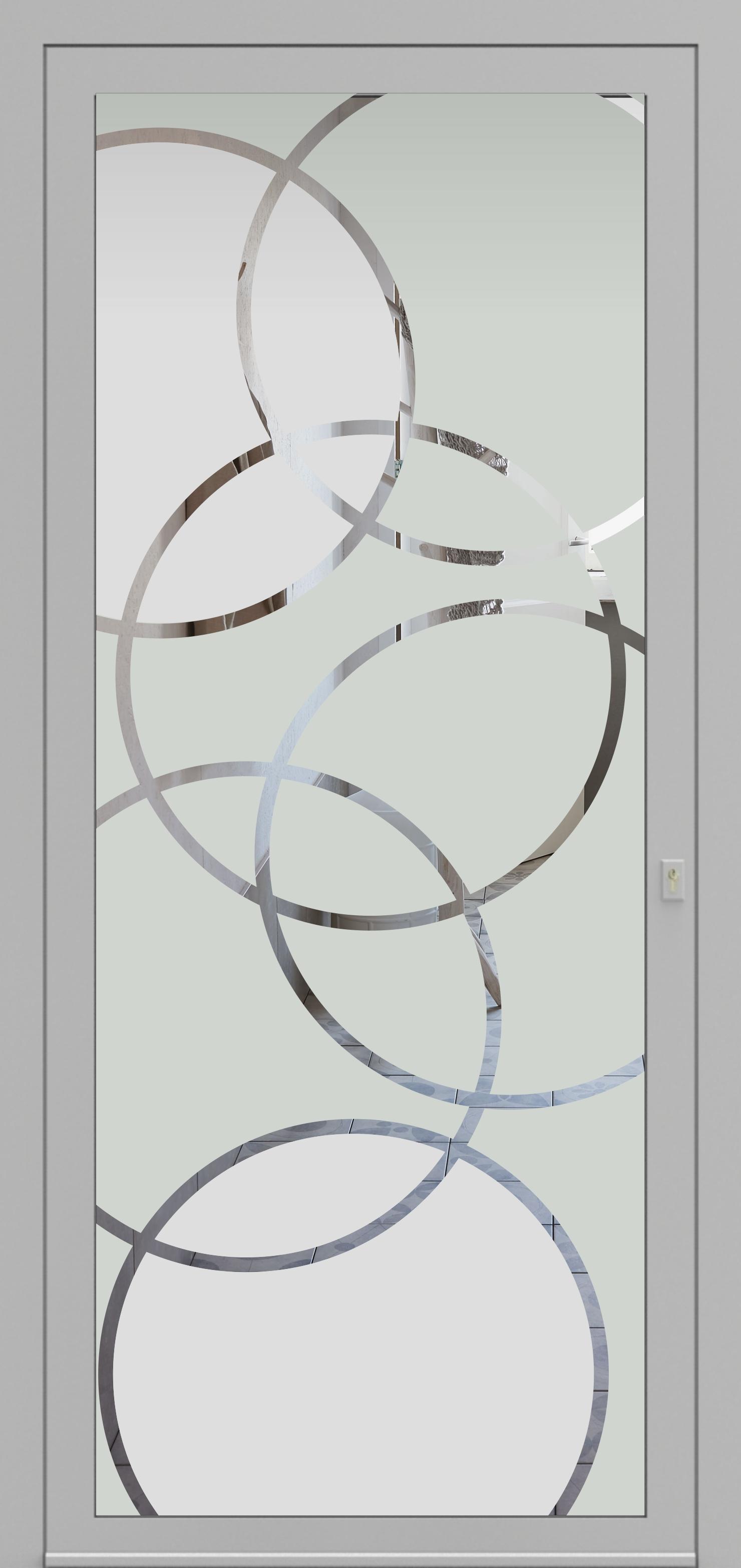 Porte d'entrée DECOVER 3/01 de la gamme Decover posée par les établissements CELEREAU à Roncq