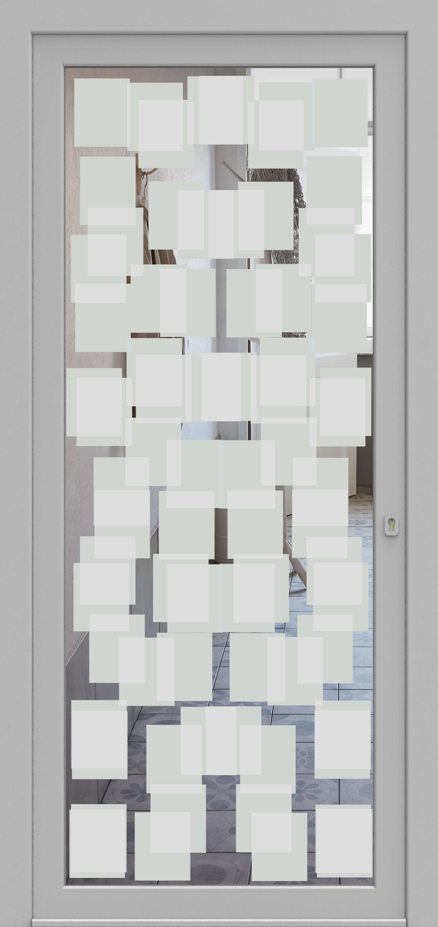 Porte d'entrée DECOVER 3/02 de la gamme Decover posée par les établissements CELEREAU à Roncq