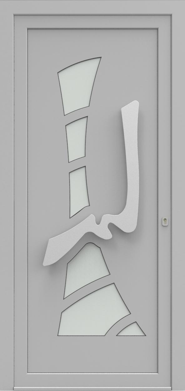 Porte d'entrée IM 1Y20S de la gamme Imagine posée par les établissements CELEREAU à Roncq