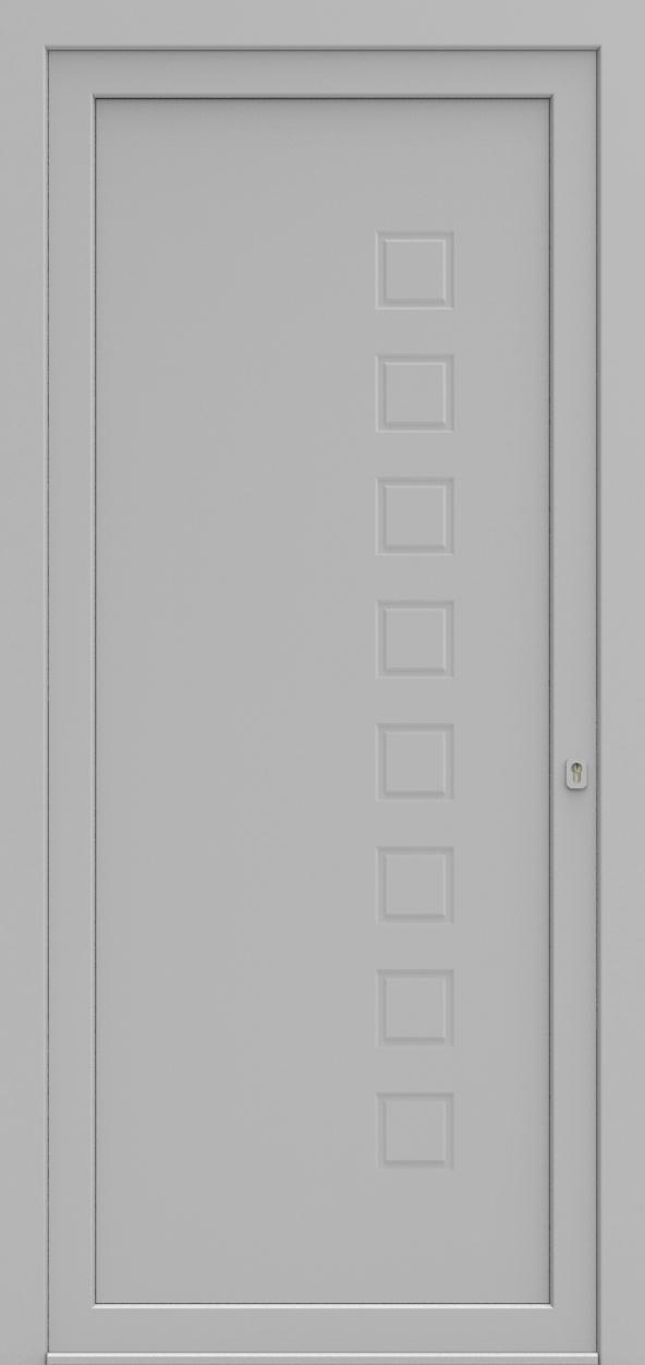 Porte d'entrée 131 PRESTO de la gamme Mondial posée par les établissements CELEREAU à Roncq