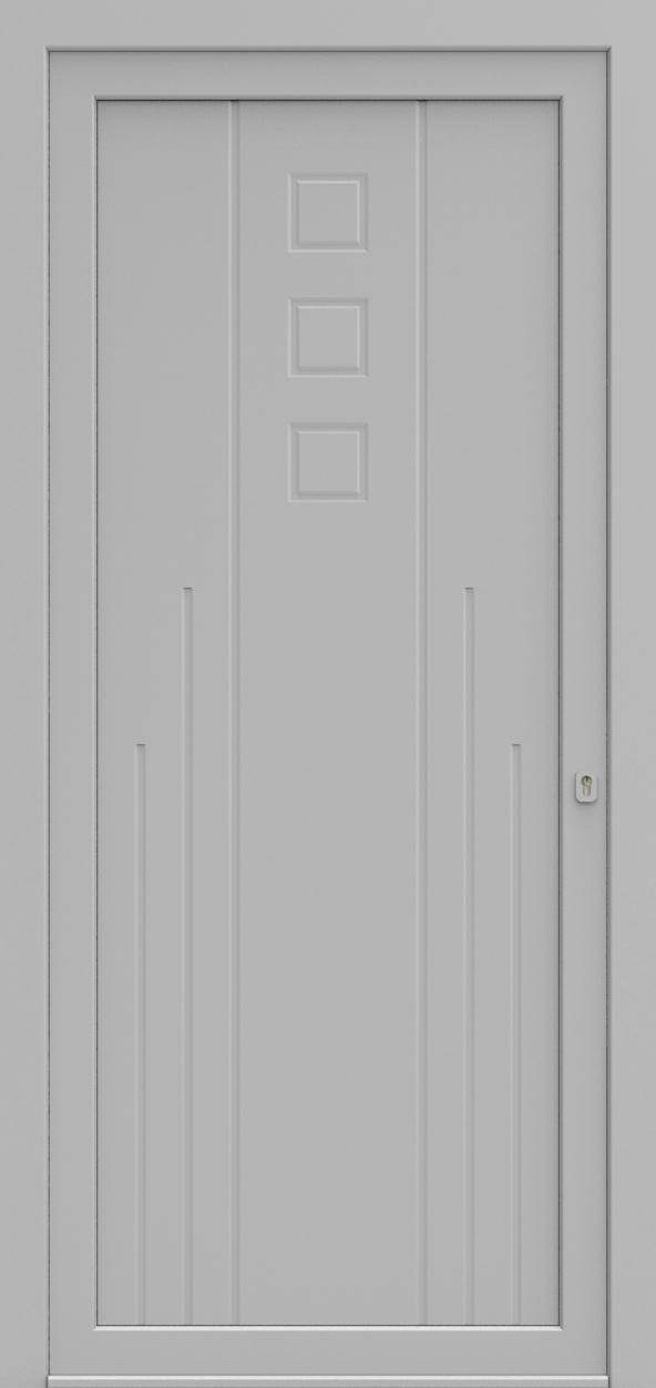 Porte d'entrée 146 MODE de la gamme Mondial posée par les établissements CELEREAU à Roncq