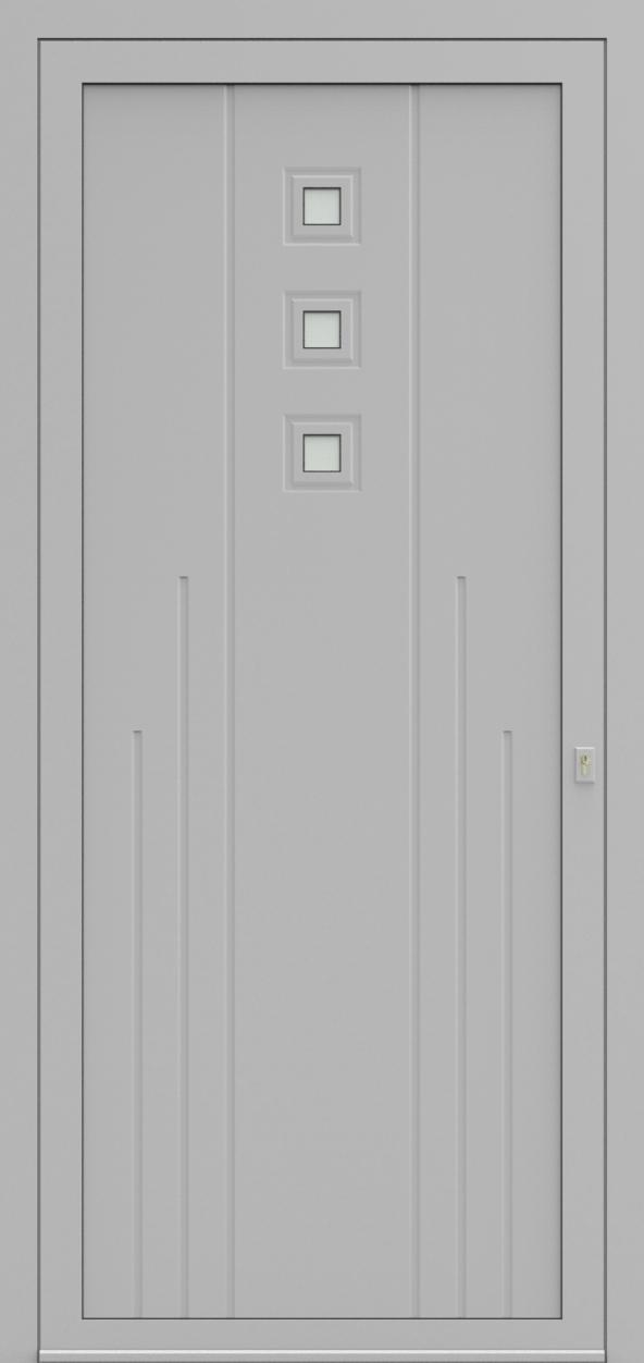 Porte d'entrée 14610 MODE de la gamme Mondial posée par les établissements CELEREAU à Roncq
