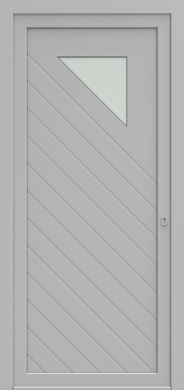 Porte d'entrée 25315 SARA de la gamme Mondial posée par les établissements CELEREAU à Roncq