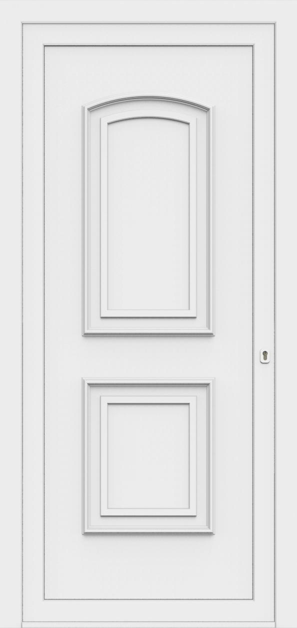 Porte d'entrée 55400 TINA de la gamme Monty posée par les établissements CELEREAU à Roncq