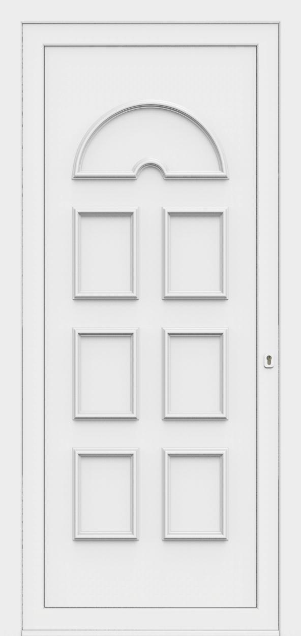 Porte d'entrée 60300 RIA de la gamme Monty posée par les établissements CELEREAU à Roncq