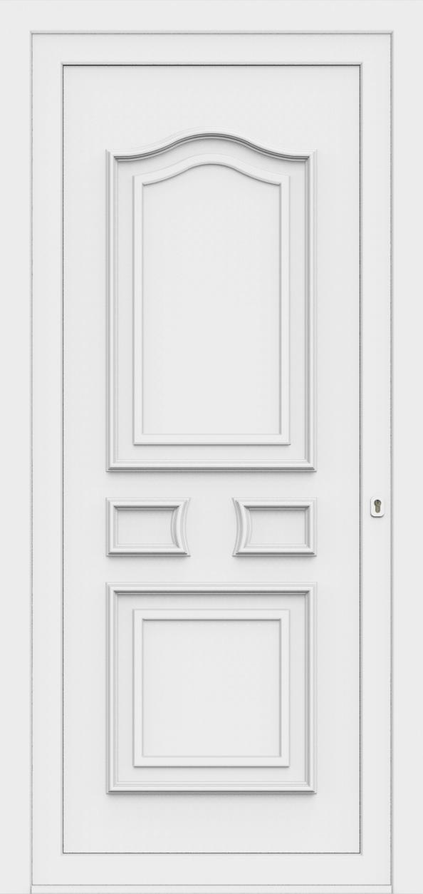 Porte d'entrée 60500 SOFIA de la gamme Monty posée par les établissements CELEREAU à Roncq