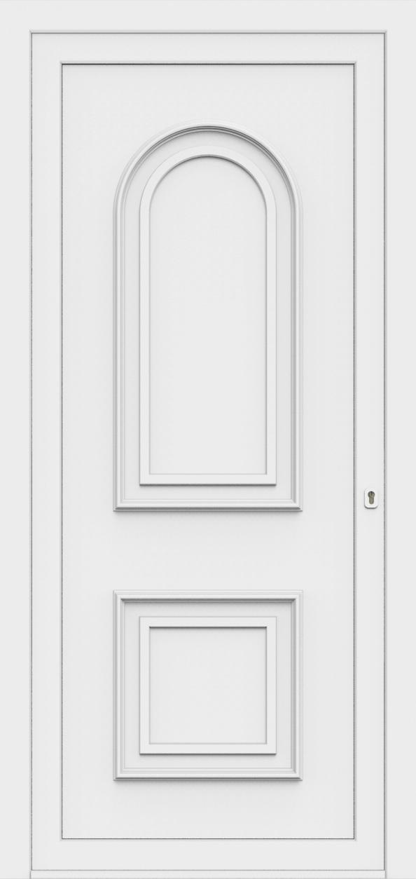 Porte d'entrée 60700 MAXIMA de la gamme Monty posée par les établissements CELEREAU à Roncq
