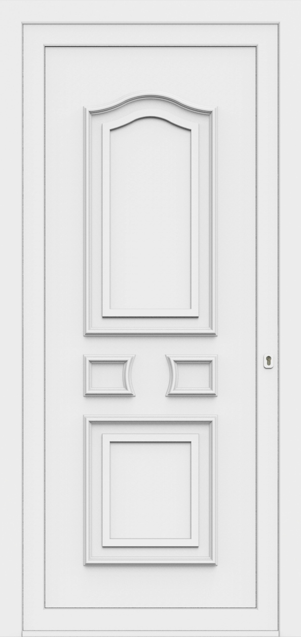 Porte d'entrée 65500 SOFIA de la gamme Monty posée par les établissements CELEREAU à Roncq