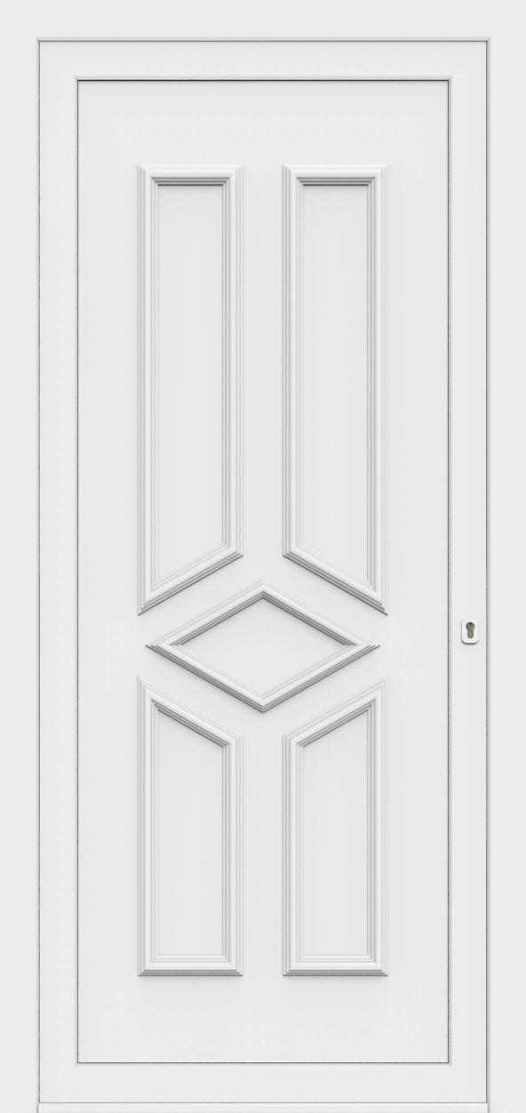 Porte d'entrée 70600 ATLANTA de la gamme Monty posée par les établissements CELEREAU à Roncq