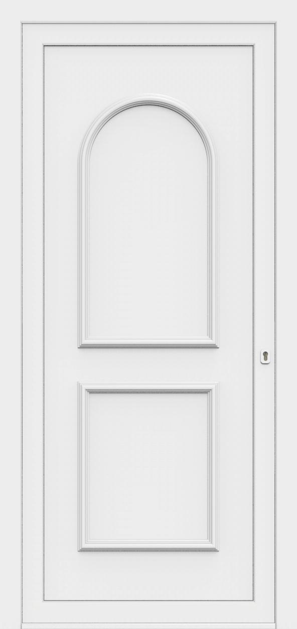 Porte d'entrée 70800 AZURA de la gamme Monty posée par les établissements CELEREAU à Roncq