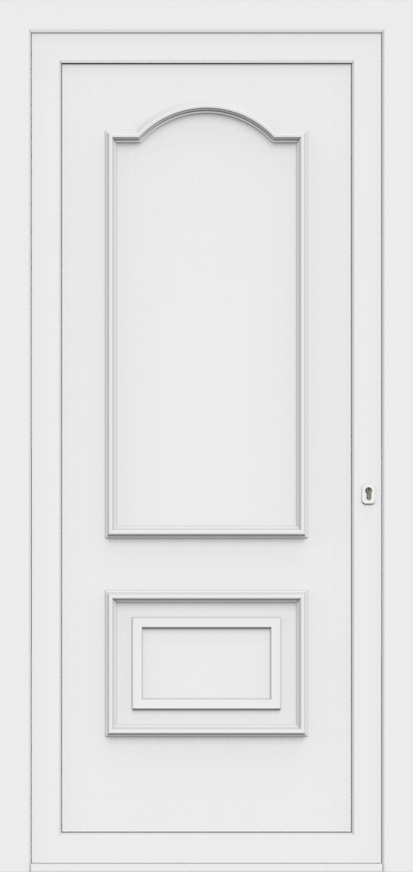 Porte d'entrée 80200 PLEYADA de la gamme Monty posée par les établissements CELEREAU à Roncq