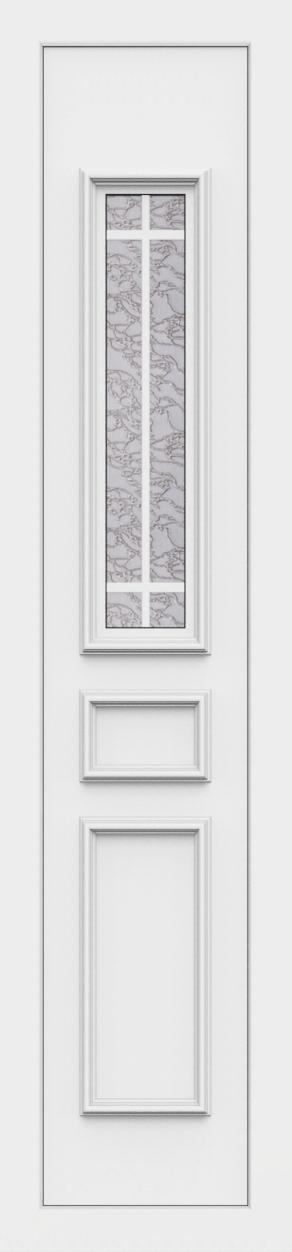 Porte d'entrée 80919/K MIRA de la gamme Monty posée par les établissements CELEREAU à Roncq