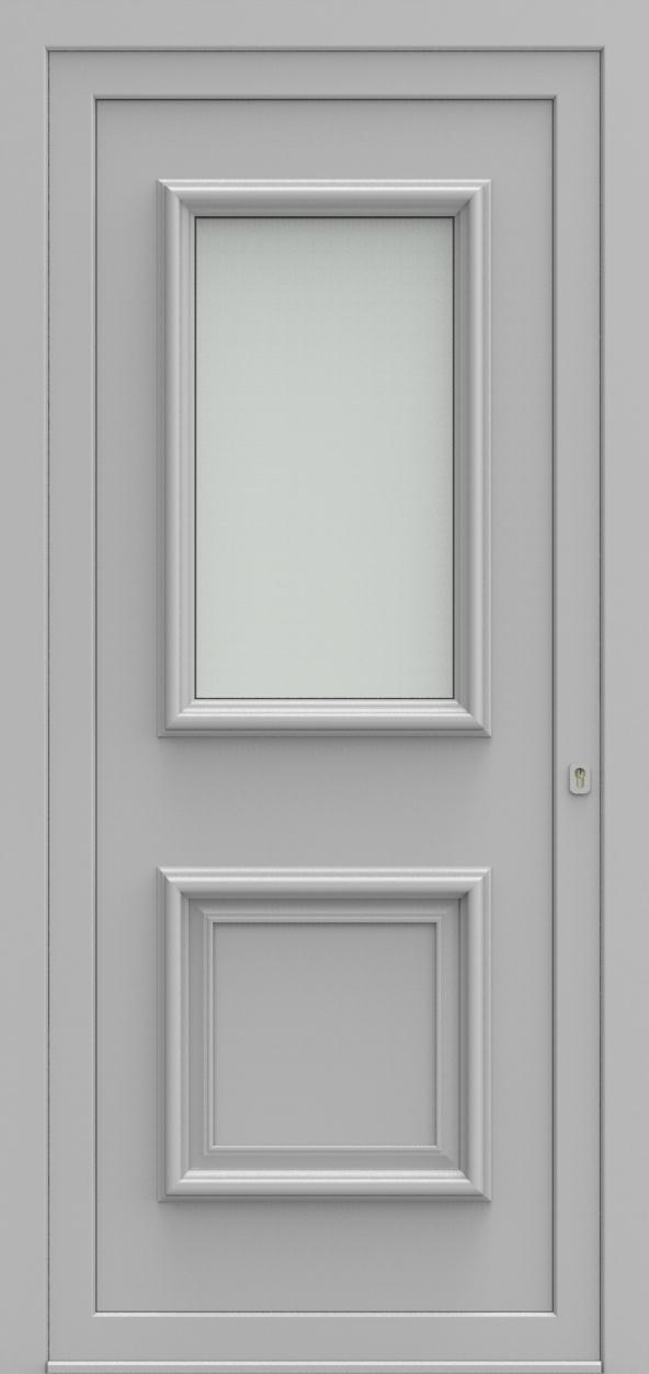 Porte d'entrée 11 A PR de la gamme Progress posée par les établissements CELEREAU à Roncq