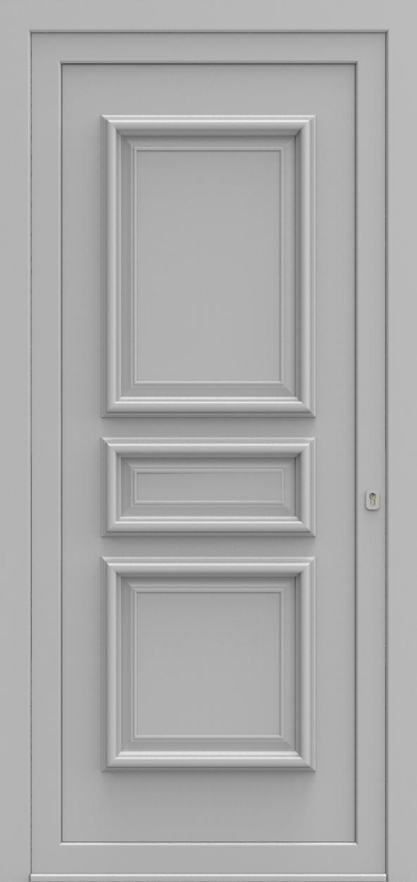 Porte d'entrée 20 A PR de la gamme Progress posée par les établissements CELEREAU à Roncq