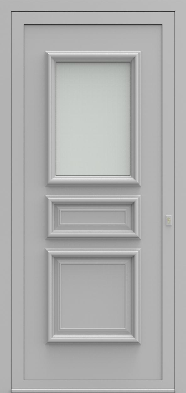 Porte d'entrée 21 A PR de la gamme Progress posée par les établissements CELEREAU à Roncq