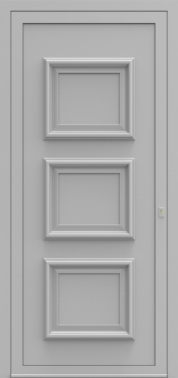 Porte d'entrée 30 A PR de la gamme Progress posée par les établissements CELEREAU à Roncq