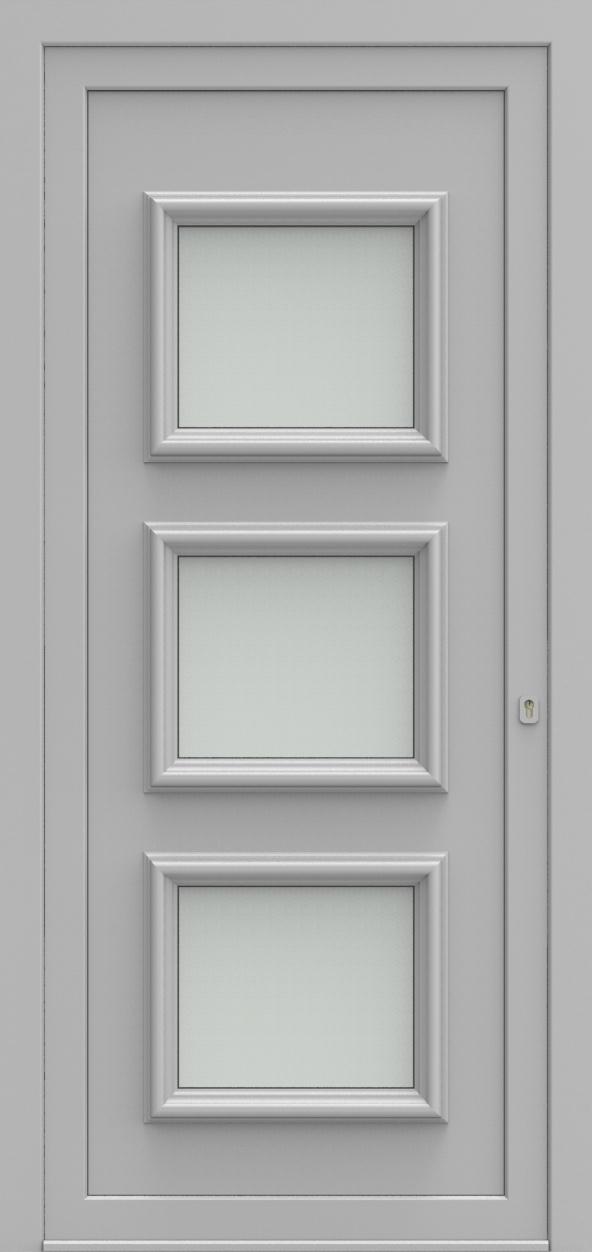 Porte d'entrée 33 A PR de la gamme Progress posée par les établissements CELEREAU à Roncq