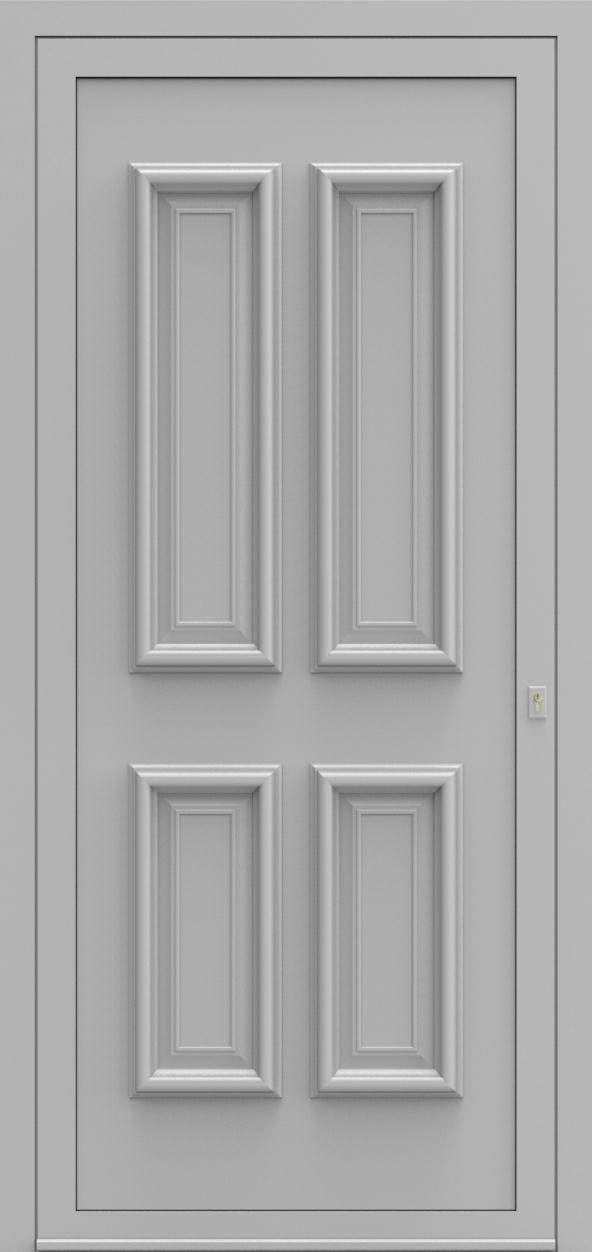Porte d'entrée 40 A PR de la gamme Progress posée par les établissements CELEREAU à Roncq