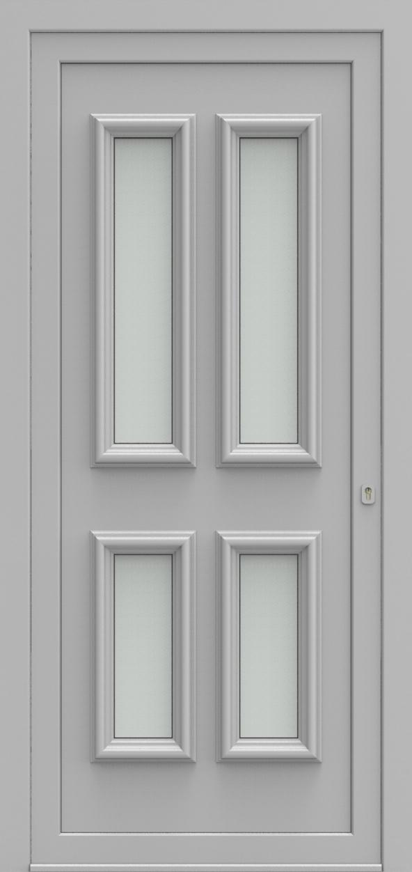 Porte d'entrée 44 A PR de la gamme Progress posée par les établissements CELEREAU à Roncq