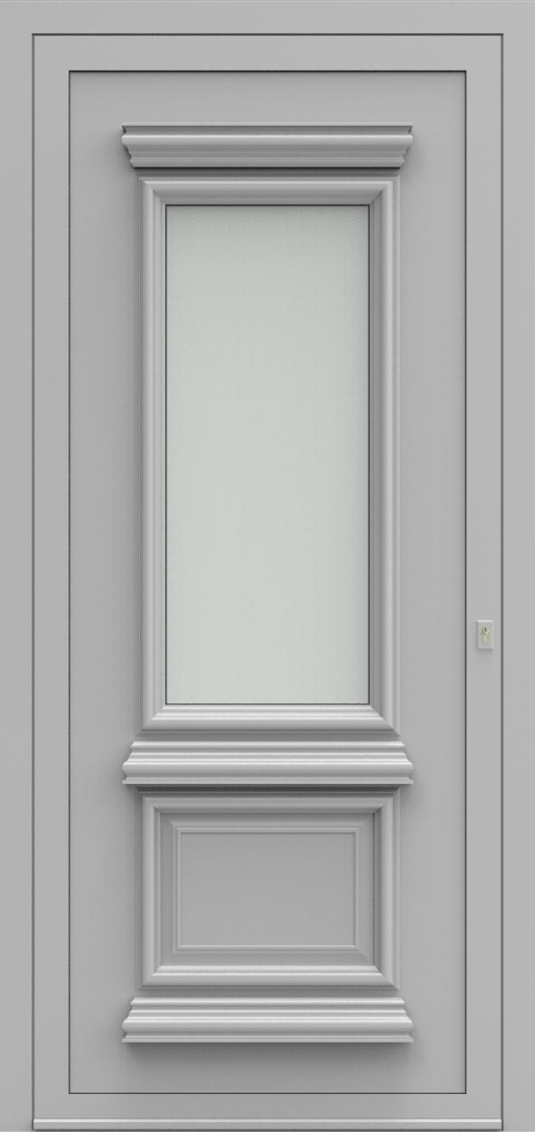 Porte d'entrée 71 PR de la gamme Progress posée par les établissements CELEREAU à Roncq