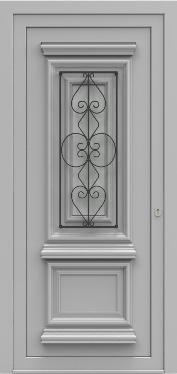 Porte d'entrée 71 G PR de la gamme Progress posée par les établissements CELEREAU à Roncq