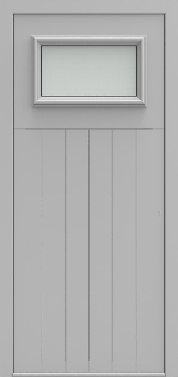 Porte d'entrée 91 A PR de la gamme Progress posée par les établissements CELEREAU à Roncq