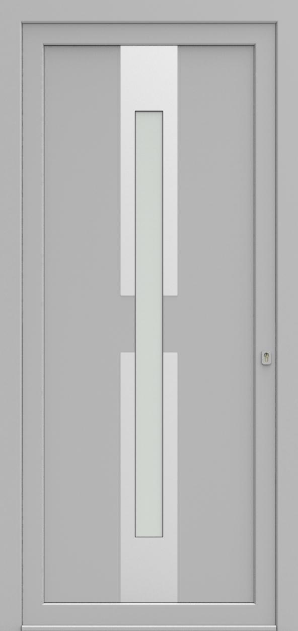 Porte d'entrée EQUINOX 10 de la gamme Solinox posée par les établissements CELEREAU à Roncq
