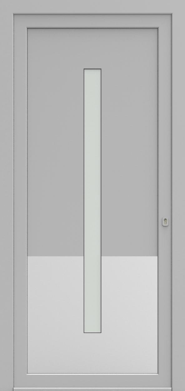 Porte d'entrée EQUINOX 1 de la gamme Solinox posée par les établissements CELEREAU à Roncq