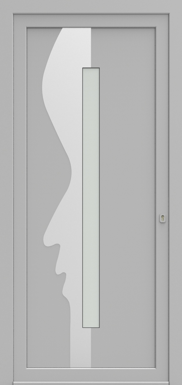 Porte d'entrée EQUINOX 3 de la gamme Solinox posée par les établissements CELEREAU à Roncq