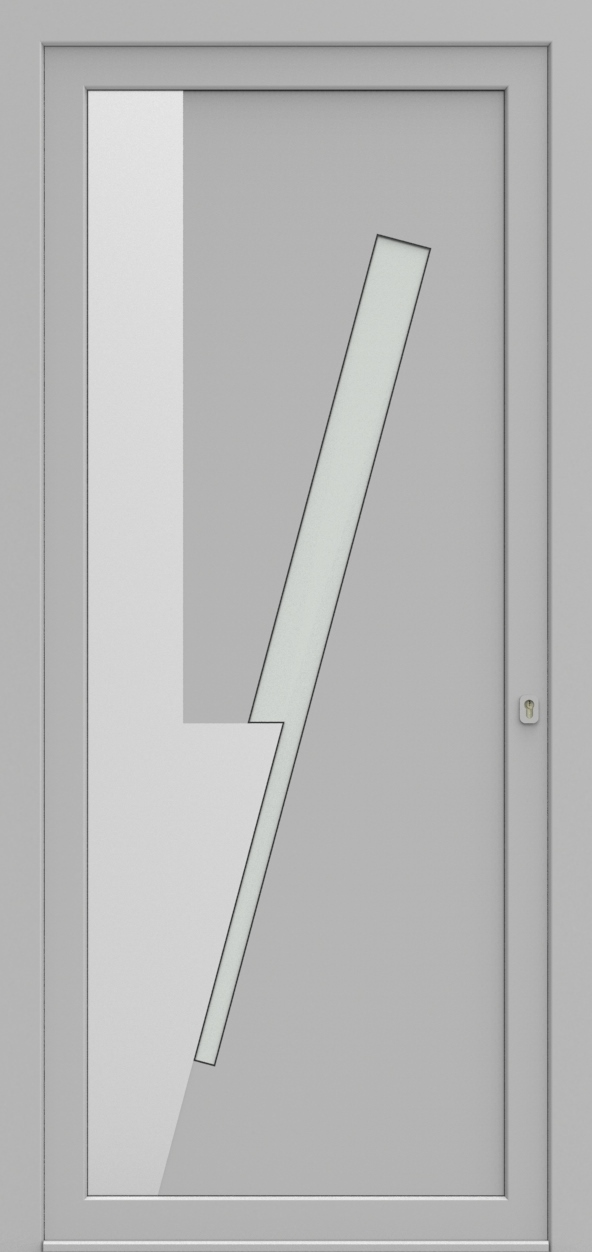 Porte d'entrée EQUINOX 4 de la gamme Solinox posée par les établissements CELEREAU à Roncq