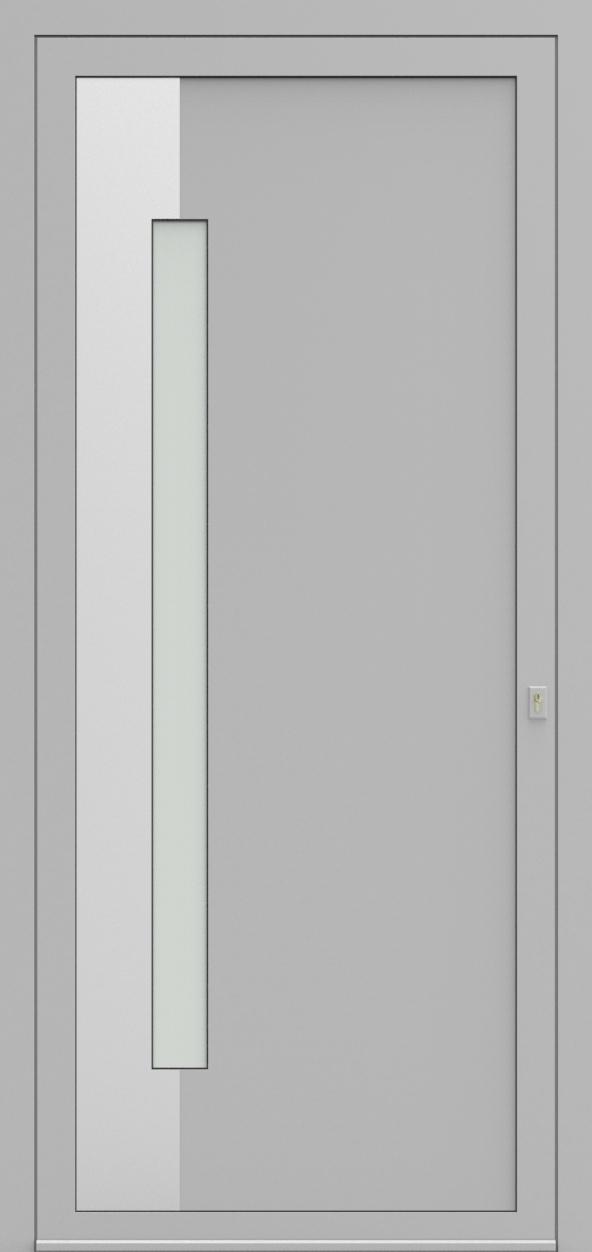 Porte d'entrée EQUINOX 7 de la gamme Solinox posée par les établissements CELEREAU à Roncq