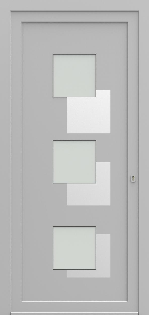 Porte d'entrée 57830 FILOX de la gamme Solinox posée par les établissements CELEREAU à Roncq