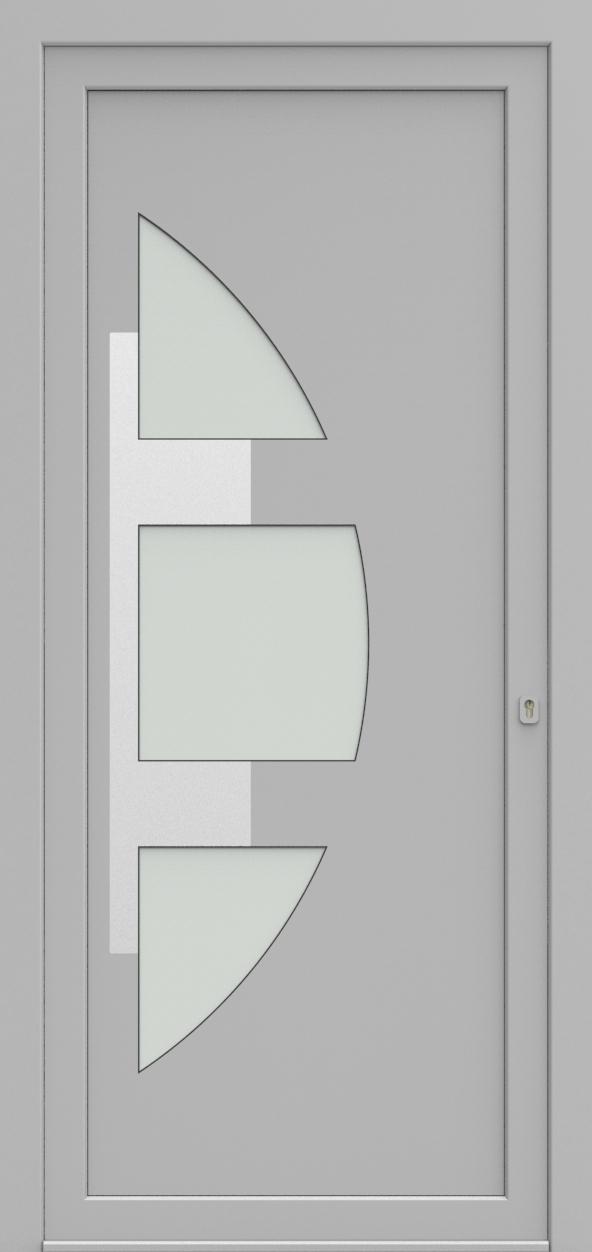 Porte d'entrée 58430 NANOX de la gamme Solinox posée par les établissements CELEREAU à Roncq
