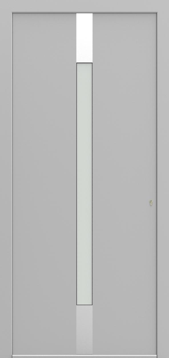Porte d'entrée 59010 STETOX de la gamme Solinox posée par les établissements CELEREAU à Roncq