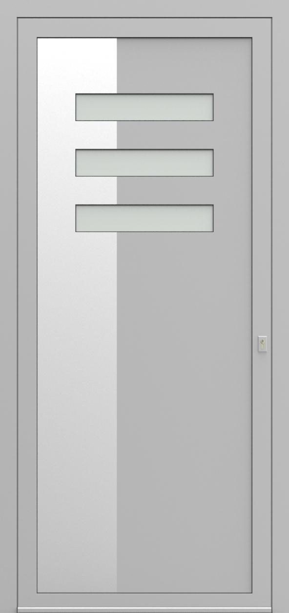 Porte d'entrée 59030 TREDOX de la gamme Solinox posée par les établissements CELEREAU à Roncq