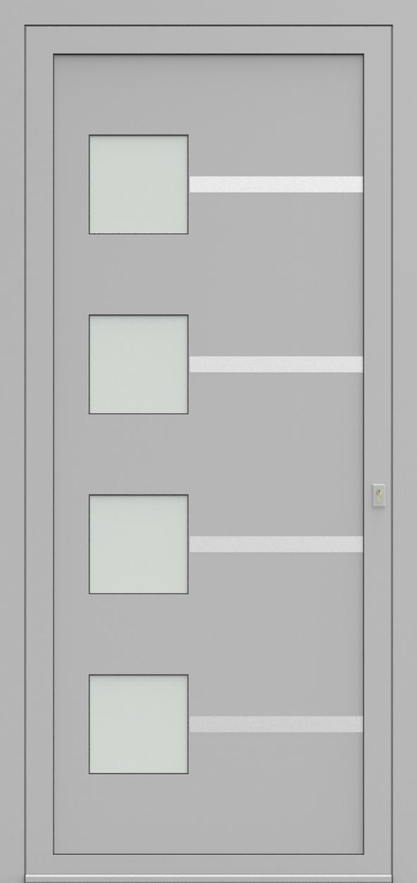 Porte d'entrée 59040 CALLOX de la gamme Solinox posée par les établissements CELEREAU à Roncq