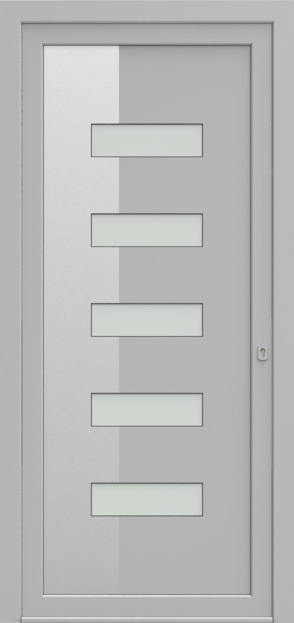 Porte d'entrée 59050 ARNOX de la gamme Solinox posée par les établissements CELEREAU à Roncq