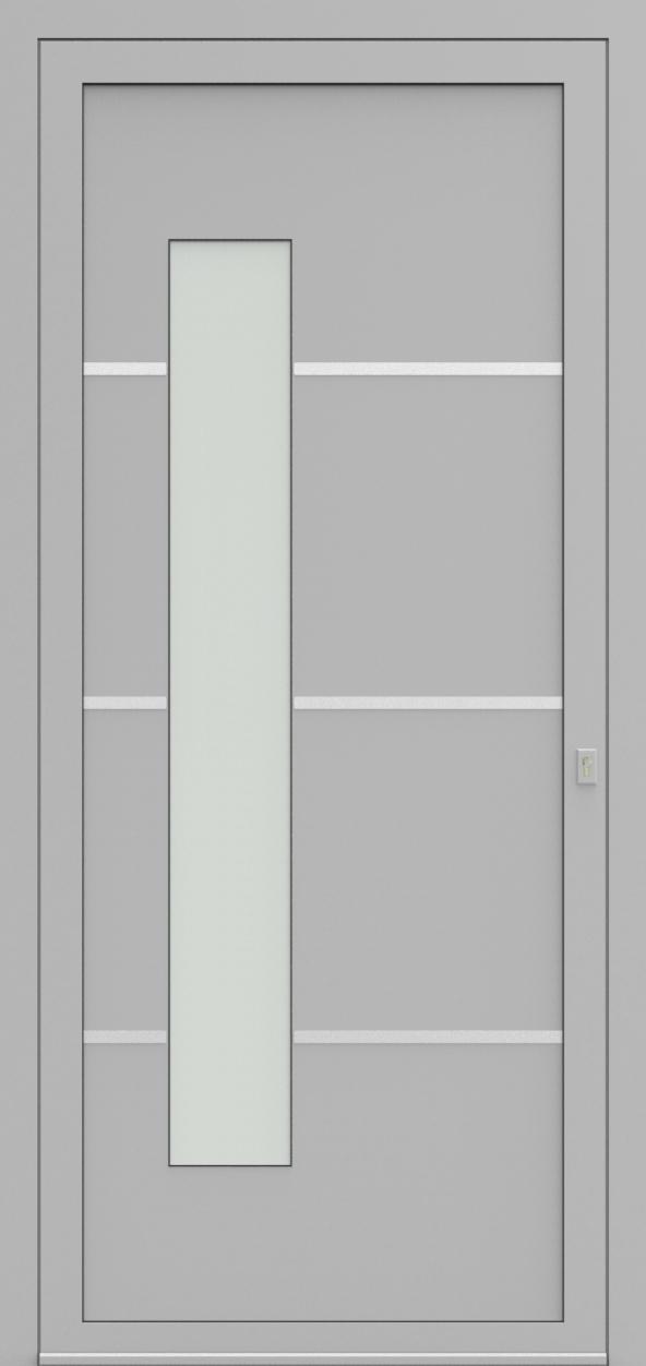 Porte d'entrée 59210 PRIMOX de la gamme Solinox posée par les établissements CELEREAU à Roncq
