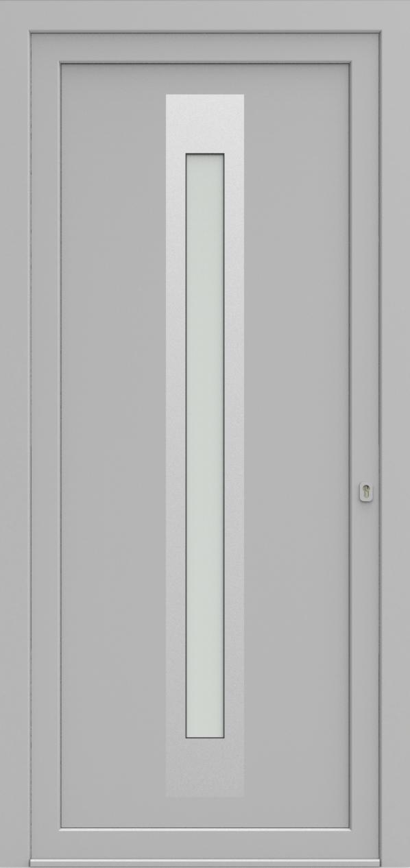 Porte d'entrée 59810 ARTOX de la gamme Solinox posée par les établissements CELEREAU à Roncq