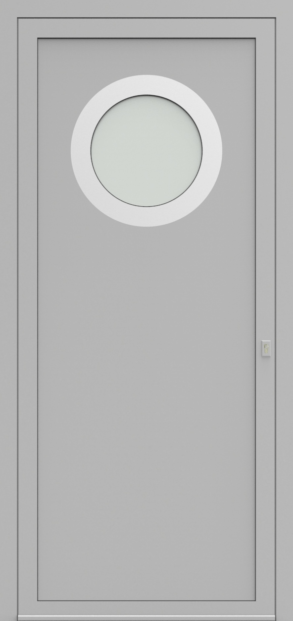 Porte d'entrée 67910 ROTOX de la gamme Solinox posée par les établissements CELEREAU à Roncq