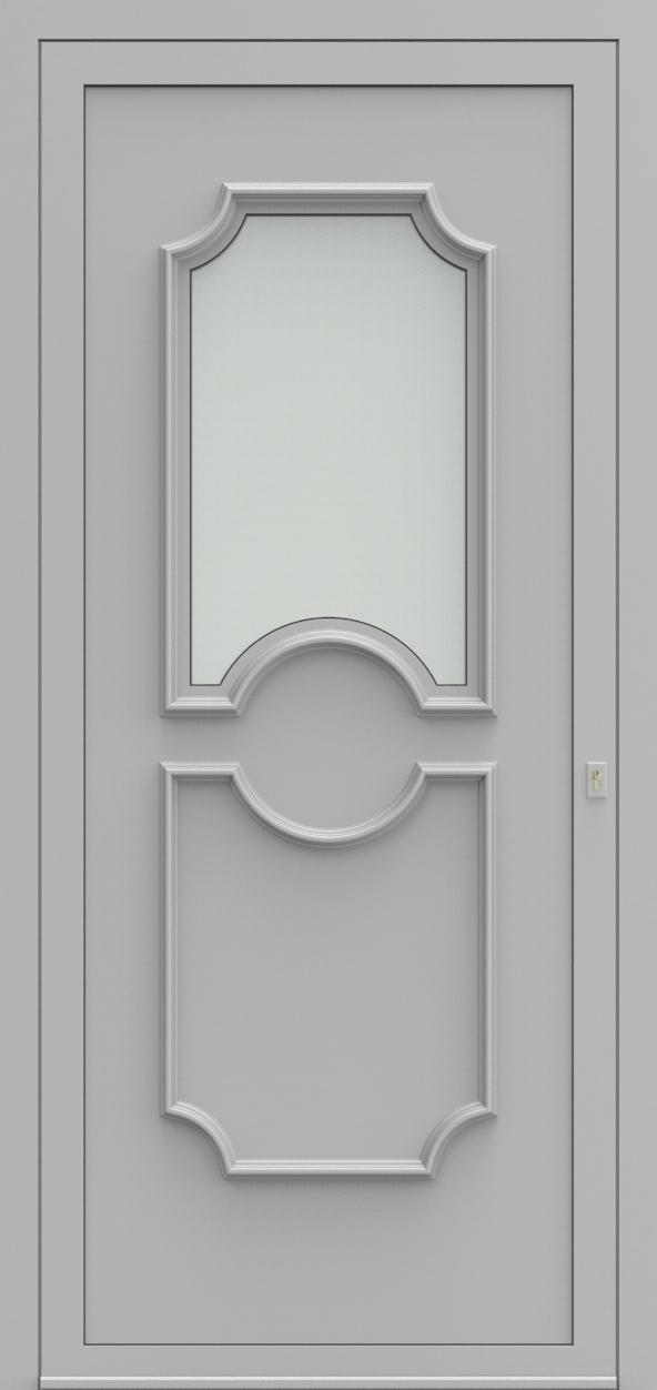 Porte d'entrée 1110 ELEGANCE de la gamme Topline posée par les établissements CELEREAU à Roncq